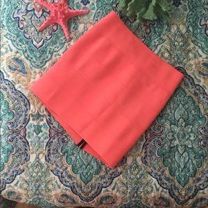Neon Coral Pink Mini